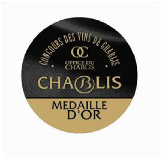 Medaille Concours Chablis